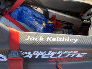 Jack Keithley takes on Formula 600