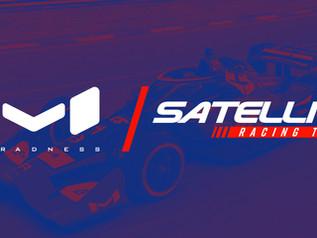 Satellite Racing and Moradness Announce Partnership