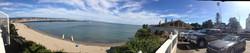 Santa Cruz Wharf Wide View