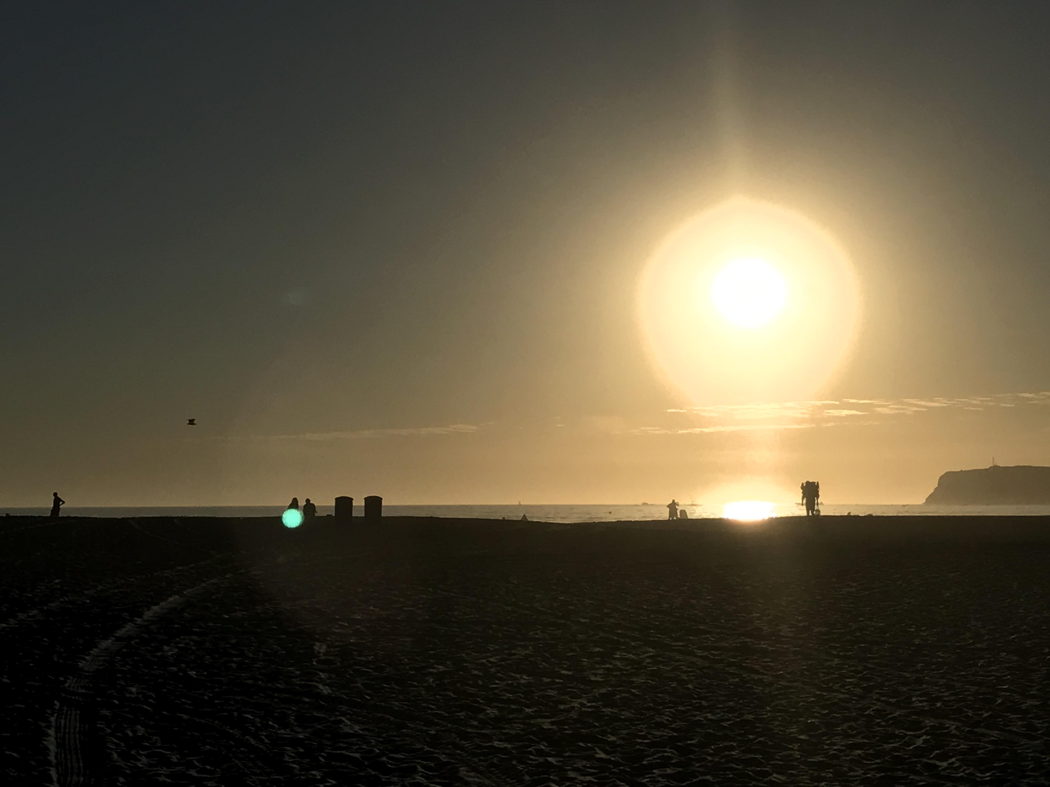 a sun or an orb?