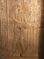 Meeting Hapi, God of the Nile