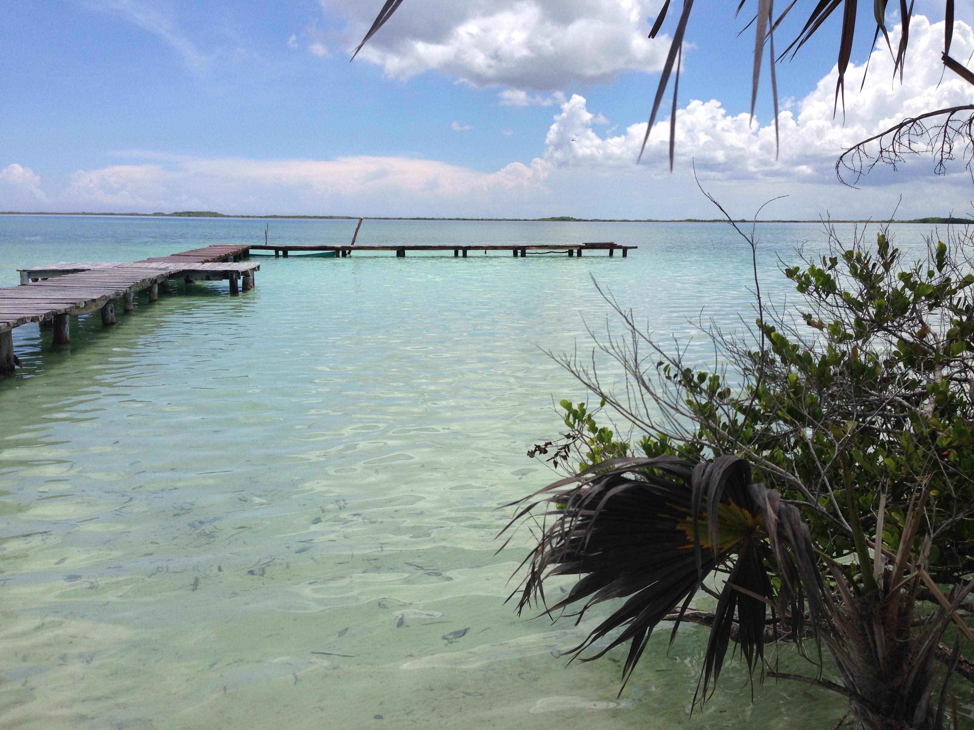 SUP lagoon