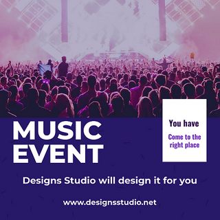 music-festival-flyer-maker-with-a-crowd-