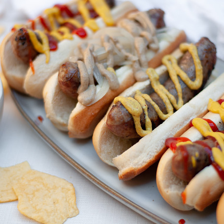 BEER BRATS - A WISCONSIN TRADITION