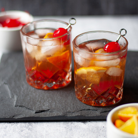 BRANDY OLD FASHIONED SWEET