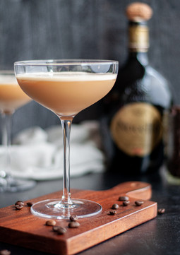 Nocello Cold Brew Cocktail