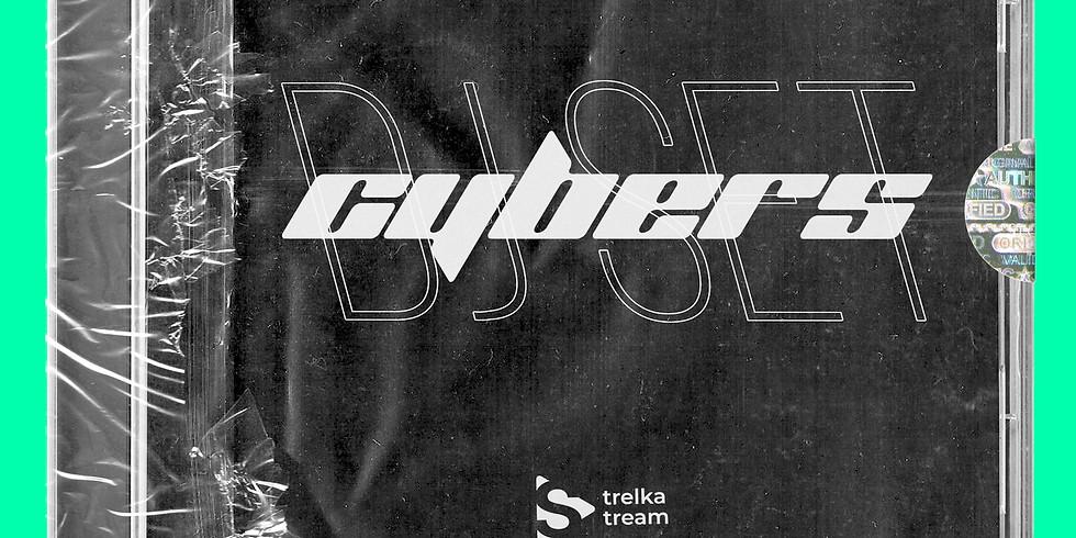 Диджей-сет от CyberS