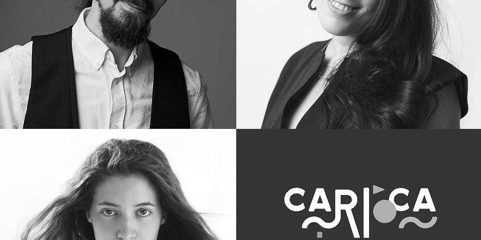 Онлайн-концерт Трио Carioca