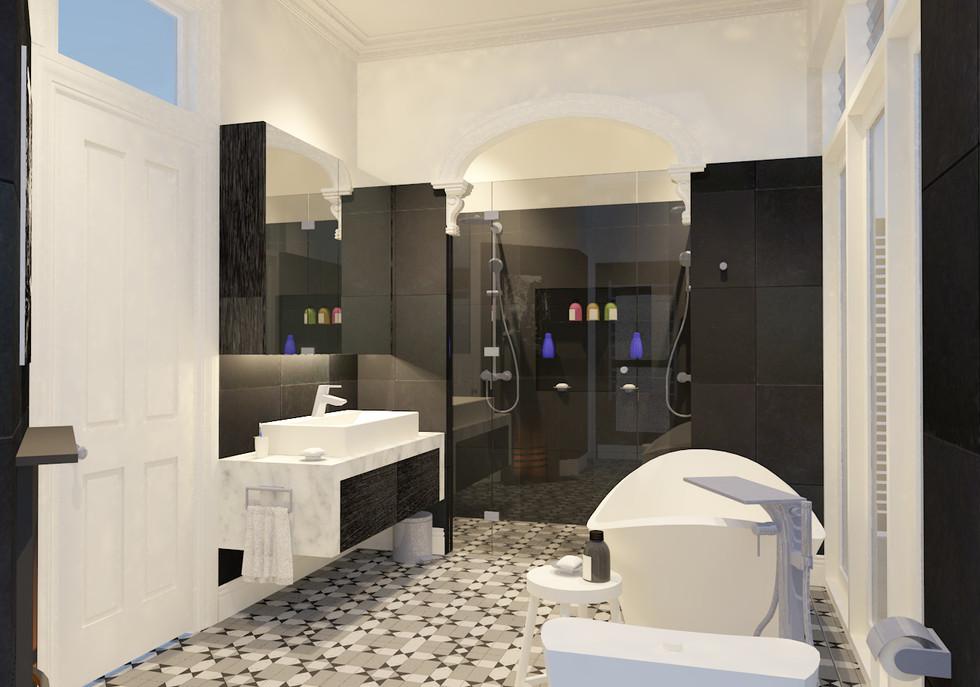 The Bowral bathroom