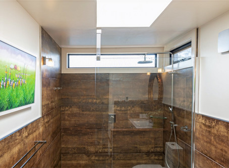 CASE STUDY: Designing and building a new bathroom in an 1800's cottage.