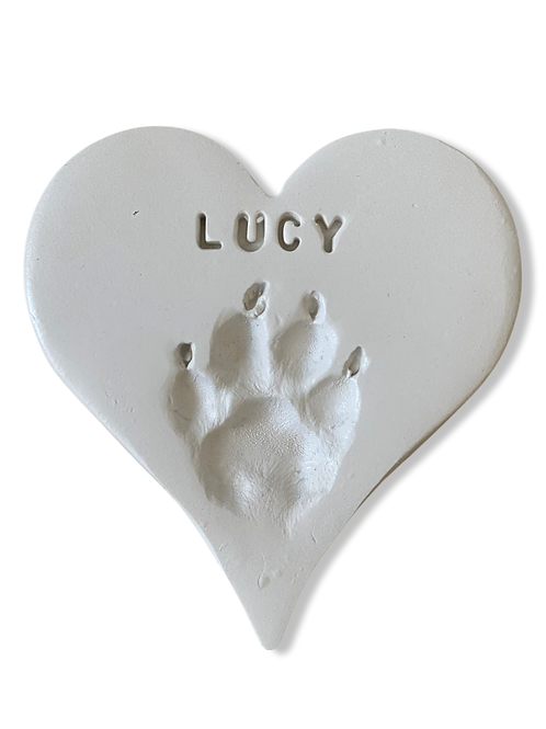 Heart Paw Print Client