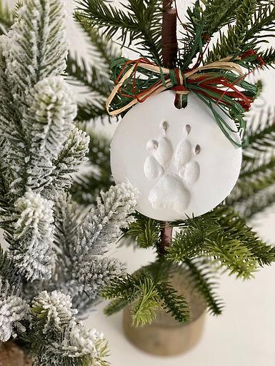 Pet remembrances - ornament