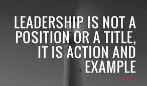 The Spiritual Side of Leadership