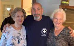 Miss June, Mike, & Miss Barbara