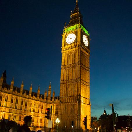 LONDRES: Quatro dias e £250 no bolso