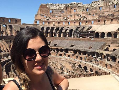 ROMA: Entre fontes e vielas