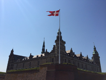 COPENHAGUE: Um day-trip para o Louisiana Museum e o Castelo de Hamlet