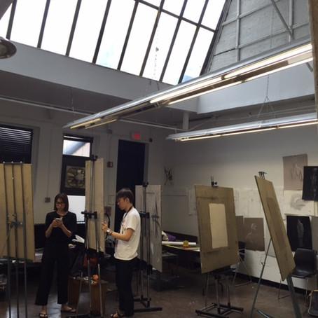 NY: Um mês estudando artes na Big Apple