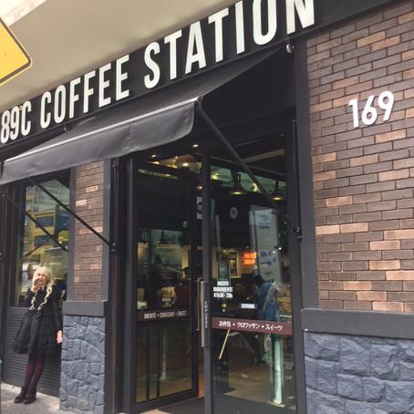 SP: 89°C Coffee Station