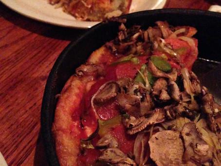 CHICAGO: Uno Pizza e Portillo's