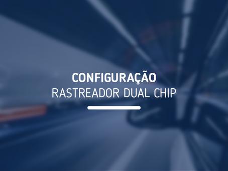 Configurando um Rastreador Dual Chip