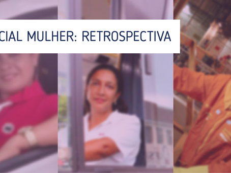 #4 Especial Mulher: Retrospectiva