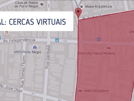 TUTORIAL | Criando cercas virtuais no Mobiltracker