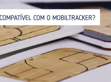 M2M é compatível com o Mobiltracker?