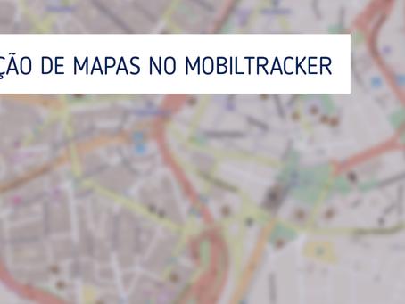 COMUNICADO | Alteração de mapas no Mobiltracker