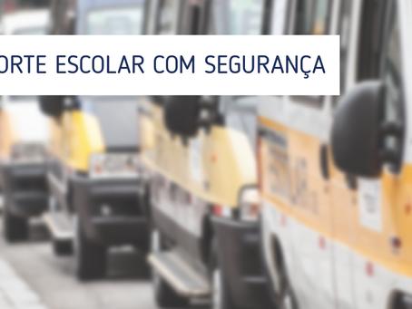 Transporte escolar: Como escolher a opção mais segura para seus filhos