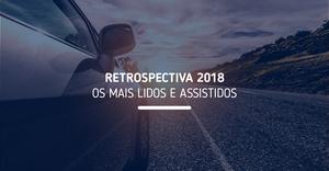 Retrospectiva: Os mais lidos e assistidos em 2018