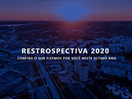 Mobiltracker: Retrospectiva 2020