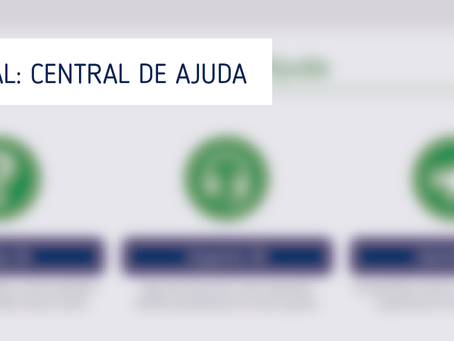TUTORIAL | Central de Ajuda