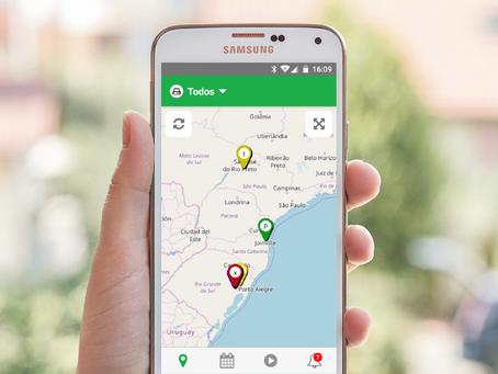 NOVIDADE | Novo aplicativo monitor Android