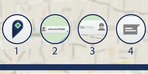 Funcionalidades Portal Web Mobiltracker
