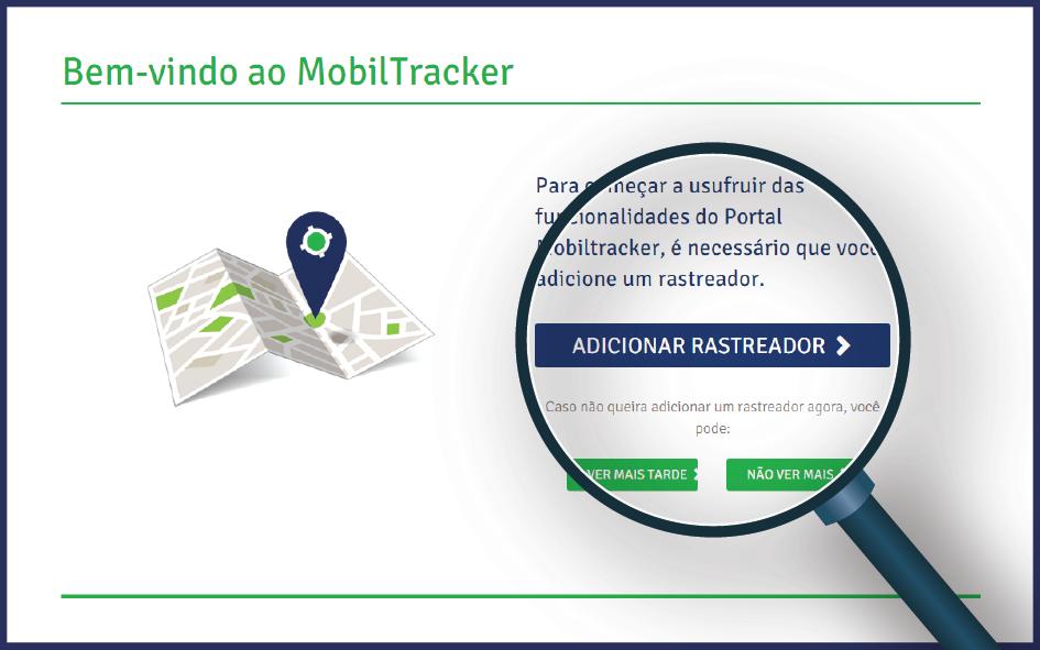 Bem-vindo ao Mobiltracker