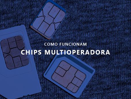 Como Funcionam Chips Multioperadora