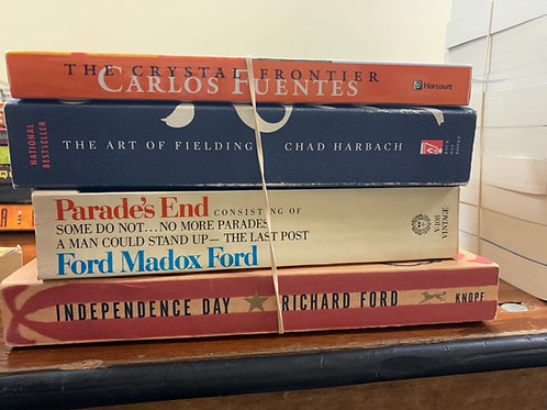 Fuentes, Harbach, Ford