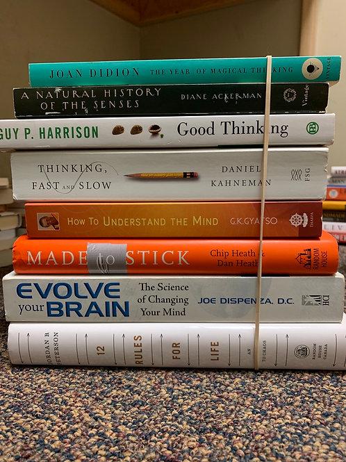 Psychology- Thinking, Mind