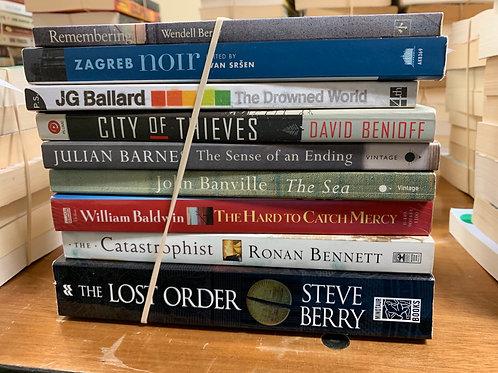 Berry, Ballard, Benioff, Barnes, Baldwin, Bennett
