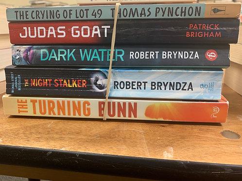 Pynchon, Brigham, Bryndza, Bunn