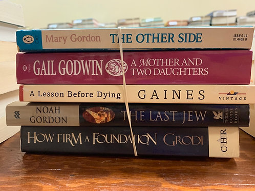 Gordon, Godwin, Gaines, Gordon, Grodi