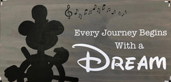 Every Journey Begins with a Dream