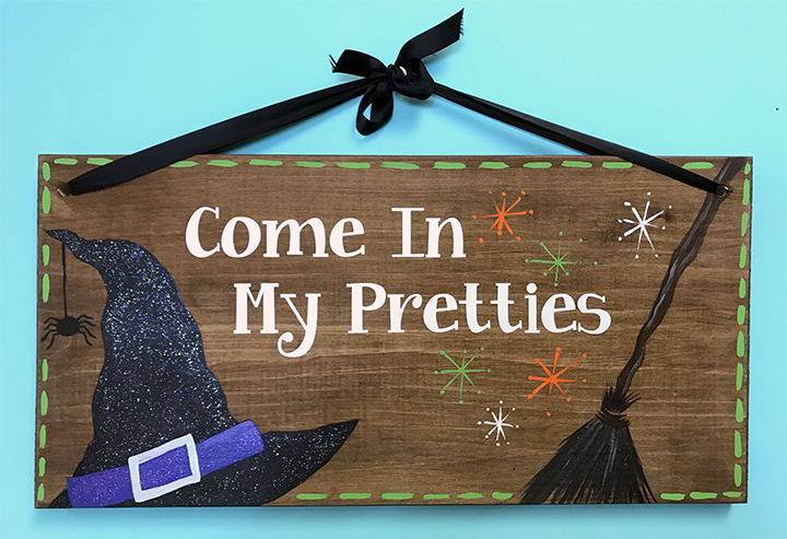 Come In My Pretties - 10x19""