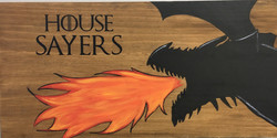 Game of Thrones (Personalized) - 10x