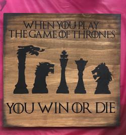 GOT Win or Die