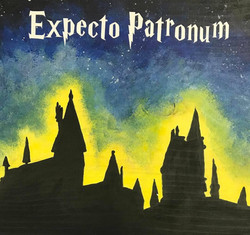 "Harry Potter - 12x12"""