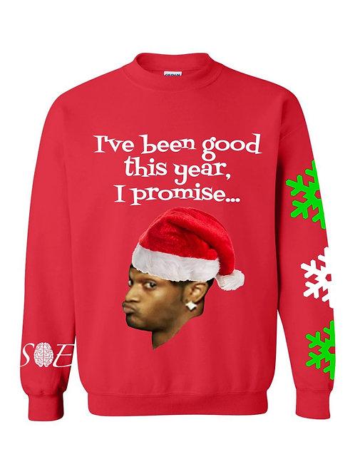 2019 Meme Holiday Themed Sweatshirt