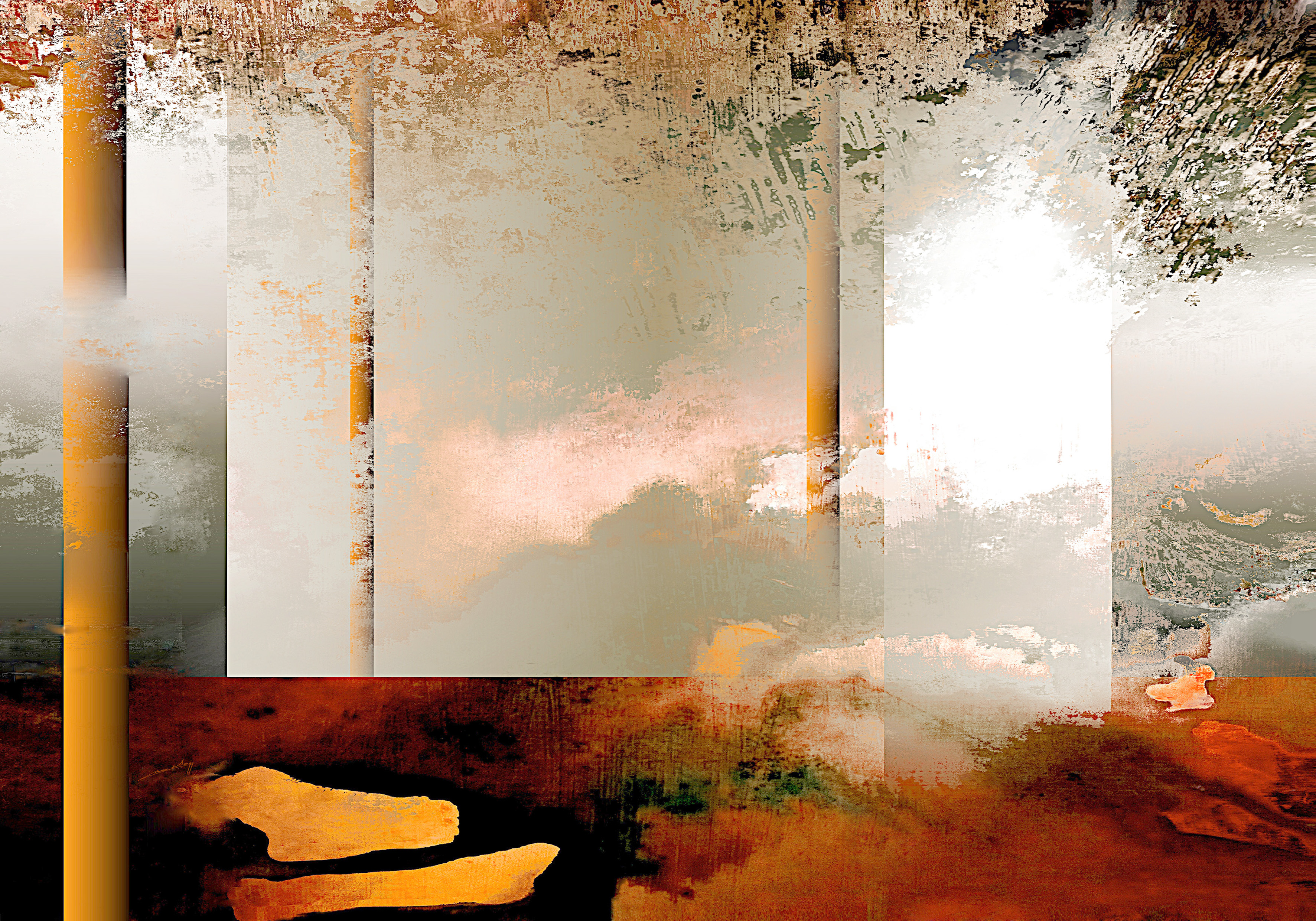 © After the Storm  70 x 100 cm