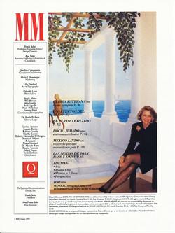 MIAMI MENSUAL 1995 Frank & Ana SOLER